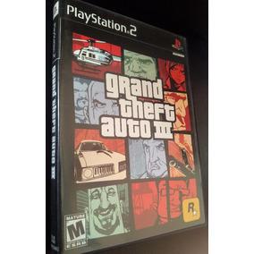 Ps2 Juego Playstation 2 Grand Theft Auto 3