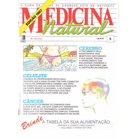 Medicina Natural 5 - 1987 - Editora Três