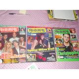 Revistas Rbd - Rebelde Mexicano