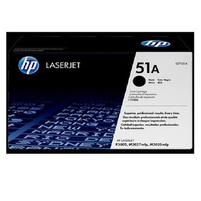 Toner Hp Q7551a 100% Original