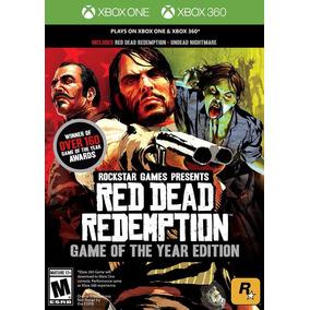 Red Dead Redemption - Xbox 360 / Xbox One Disco Fisico