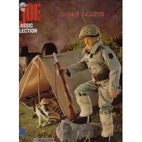 12 \gi Joe División De La Segunda Guerra Mundial D-day Salu