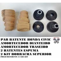 Kit Batente Amortecedor Honda Civic 93 94 95 96 97 98 99 00