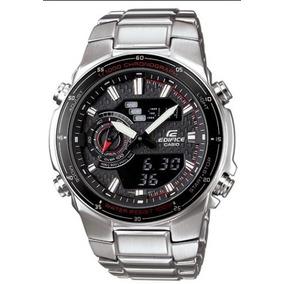 Relógio Casio Edifice Efa-131d-1a1 Efa-133d Em 12x Sem Juros