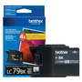 Cartucho Brother Negro Lc79bk Para Mfc-j6710dw (caibhlc79k)