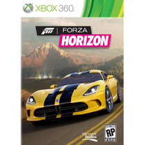 Forza Horizon Xbox 360 Código De 25 Dígitos Digital