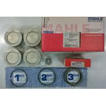 Pistão Motor Vw Ap 1.8 Mi Até 1997 (000) Com Anel - Mahle