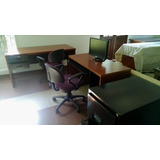 Escritorio + Mesa Pc + Fichero Casa U Oficina Oportunidad