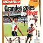 Cuadernillo Revista El Grafico Grandes Goles De River Plate