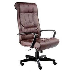 Cadeira Presidente Napoli Apoia Braços Base Rhodes Com Relax