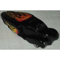 Mini Crooze Ooz Coupe Preto 8x3cm Mcdonalds Hotwheels 2004