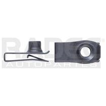 Grapa Doble P/tornillo Cv Fd 8-1.25mm Larga27/32 Fosfato Ngo