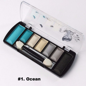 Sombras Amuse 7 Color Eyeshadow Palette