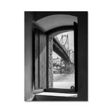 Pôster Ponte Hercílio Luz 29,7 X 42 Cm A3 - Desenquadra