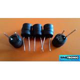 Micro Choque Indutor 100uh 1 Amp - Tam. 10x12