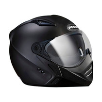 Casco Menton Desmontable Peels Mirage New Classic Negro Mate