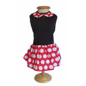Vestido Cachorro Moda Pet, Fantasia Minnie E Mickey