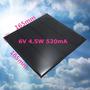 Célula Painel Placa Energia Solar Fotovoltaica 520mah 4,w 6v