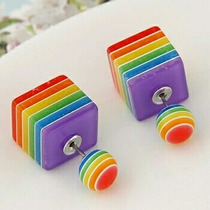 Aretes Orgullo Gay Lgbt Lesbiana Accesorios