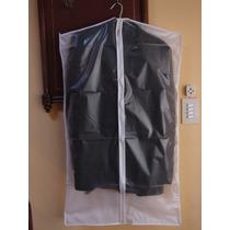 Pack De 3 Fundas Porta Sacos Trajes Blazers C/cierre Novedad