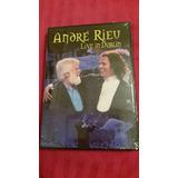 Dvd André Rieu Live In Dublin Show Ao Vivo Original Lacrado