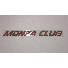 Adesivo Monza Club Monza 1990 A 1996