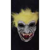 Mascara De Latex Para Carnaval O Halloween