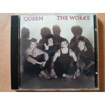 Queen- Cd The Works- 1984/ 1994- Original- 1ª Edição Zerado!
