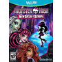 Monster High: New Ghoul In School - Wii U Novo, Lacrado
