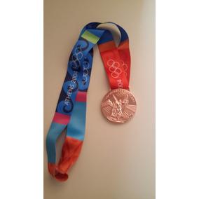 Medalha Bronze Athenas 2004 - Limpa Estoque