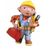 Bob O Construtor Kit De Decoração De Festa 10 Displays Mdf