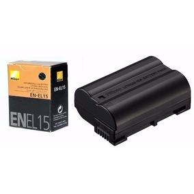Bateria Original En- El15 D7000 D610 D810 D7100 D7200