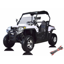 Mini Buggy Smart Cross Extreme 250 Branco