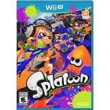 Splatoon Wii U - Juego Fisico - Prophone