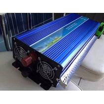 Inversor De 6000 Watt Pico Onda Pura 48/220 Vac