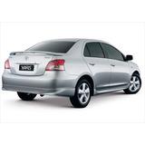 Tapa Maleta Toyota Yaris Sedan 2006-2013 Repuesto Nuevo