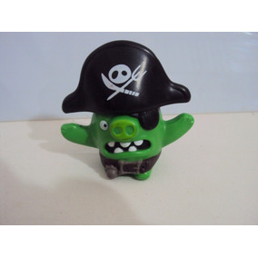 Boneco Pirata Verde Rovio Mc Donald