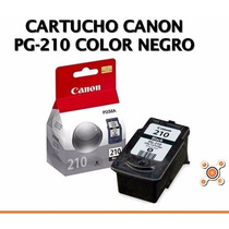 Cartucho Canon Pg-210 Original Nuevo Vigente
