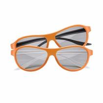 Par De Óculos 3d Lg Dual Play Games Ag-f310dp.al Laranja