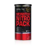 Monster Nitro 44 Packs + Monster Extreme Black 22 Packs