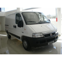 Fiat Ducato 2.3 Multijet Financiada Y Mini Cuotas Nj
