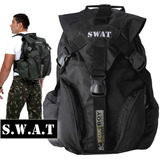 Mochila Tática Swat Fox Boy Fb079 Rip Stop Militar Aventura