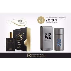 Perfume 212 Men 100ml Carolina Herrera Original Fretegrátis
