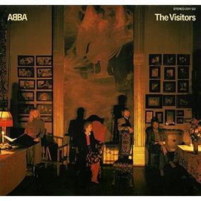 Abba The Visitors Vinilo Importado De 180 Gramos