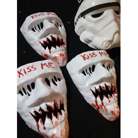 X1 Mascara Plastico La Purga The Purge Kiss Me Terror Jodas