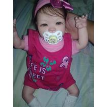 Boneca Bebê Reborn Compre Uma E Ganhe A Outra