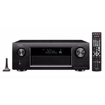 Receiver Denon X 4100 7.2 4k Dolby Atmos