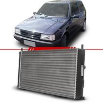Radiador Água Para Uno Mille Smart 3 Portas 2000 2001 Fiat