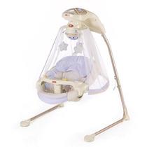 Cadeira Balanço Fisher-price Papasan Cradle Swing Starlight