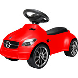 Andador Mercedes Rojo Licencia Original, Regalo Niño